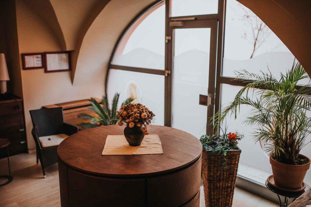 Naravna svetloba v Hotelu Mitra Ptuj