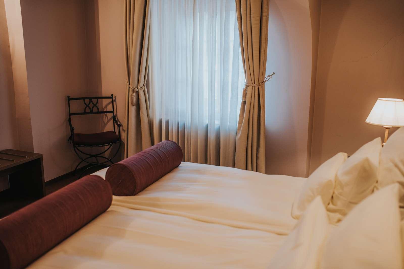 Hotel Mitra Ptuj - predstavitev hotelskih sob
