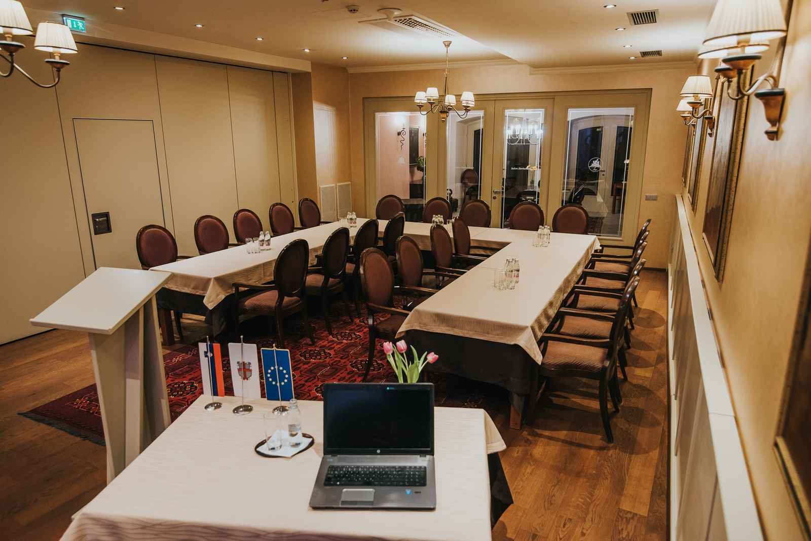Hotel Mitra Ptuj - Salon Alojzije Strauss za večje skupine
