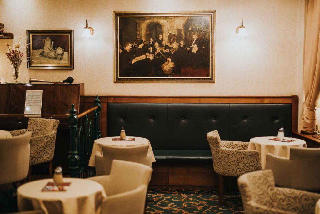 Saloni za goste v Hotelu Mitra Ptuj
