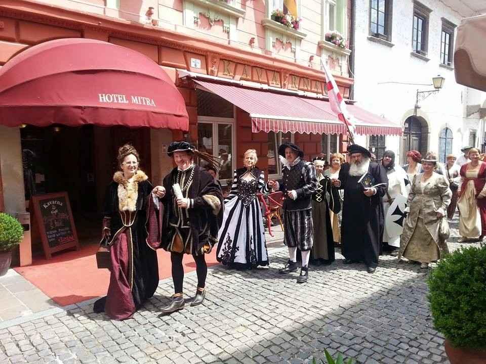 Tradicionalni dogodki - srednjeveški sejem Ptuj