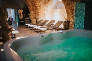 Sproščanje v Wellness salonu Venera v Hotelu Mitra Ptuj
