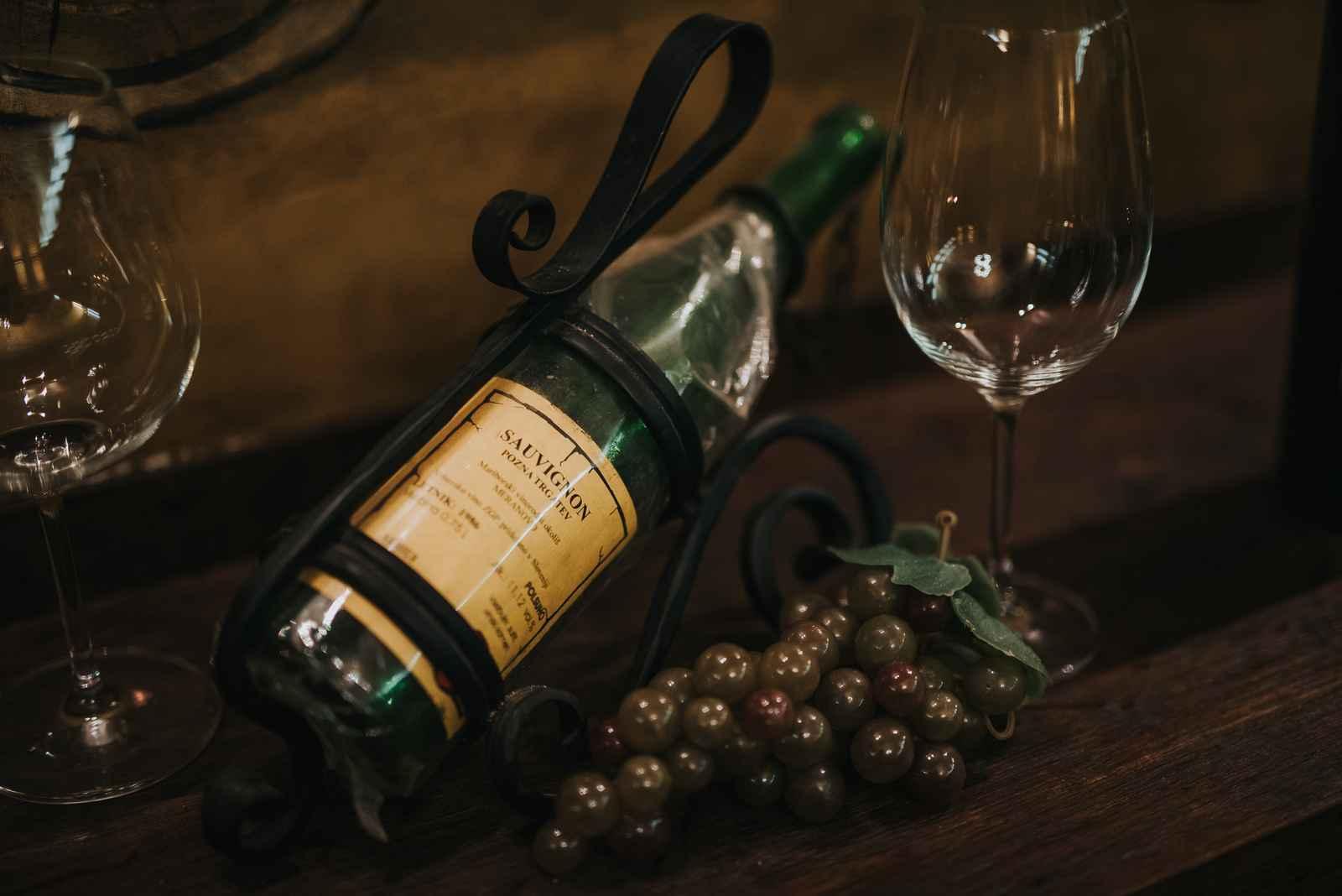 Vinoteka Hotel Mitra Ptuj - vina primorske vinorodne dežele