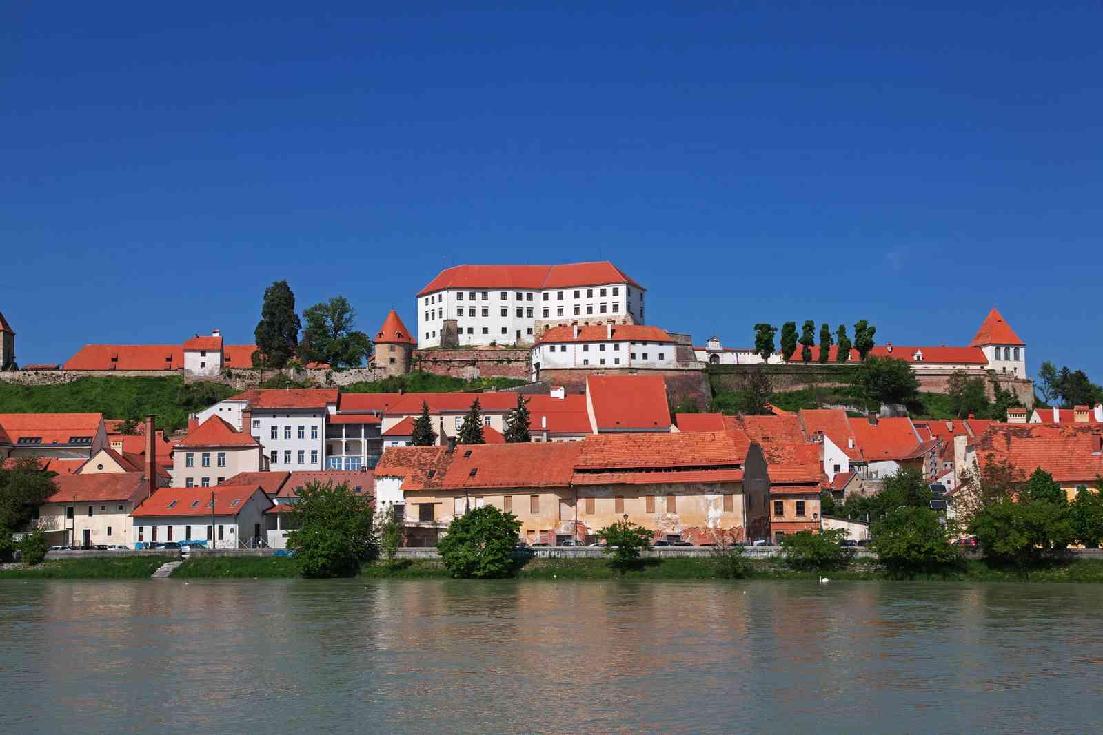 Doživetja v mestu Ptuj - Pogled na Ptuj