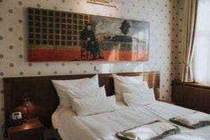 Sobe v Hotelu Mitra Ptuj - Nebo