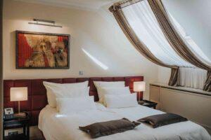 Sobe v Hotelu Mitra Ptuj - Verovanje