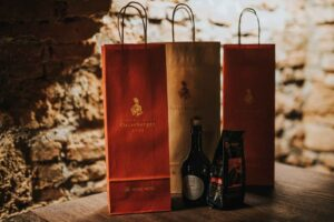 Vinska klet Osterberger v Hotelu Mitra Ptuj - poslovna darila
