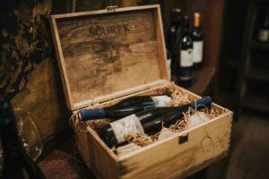 Vinarsko doživetje v vinski kleti Osterberger - Hotel Mitra Ptuj