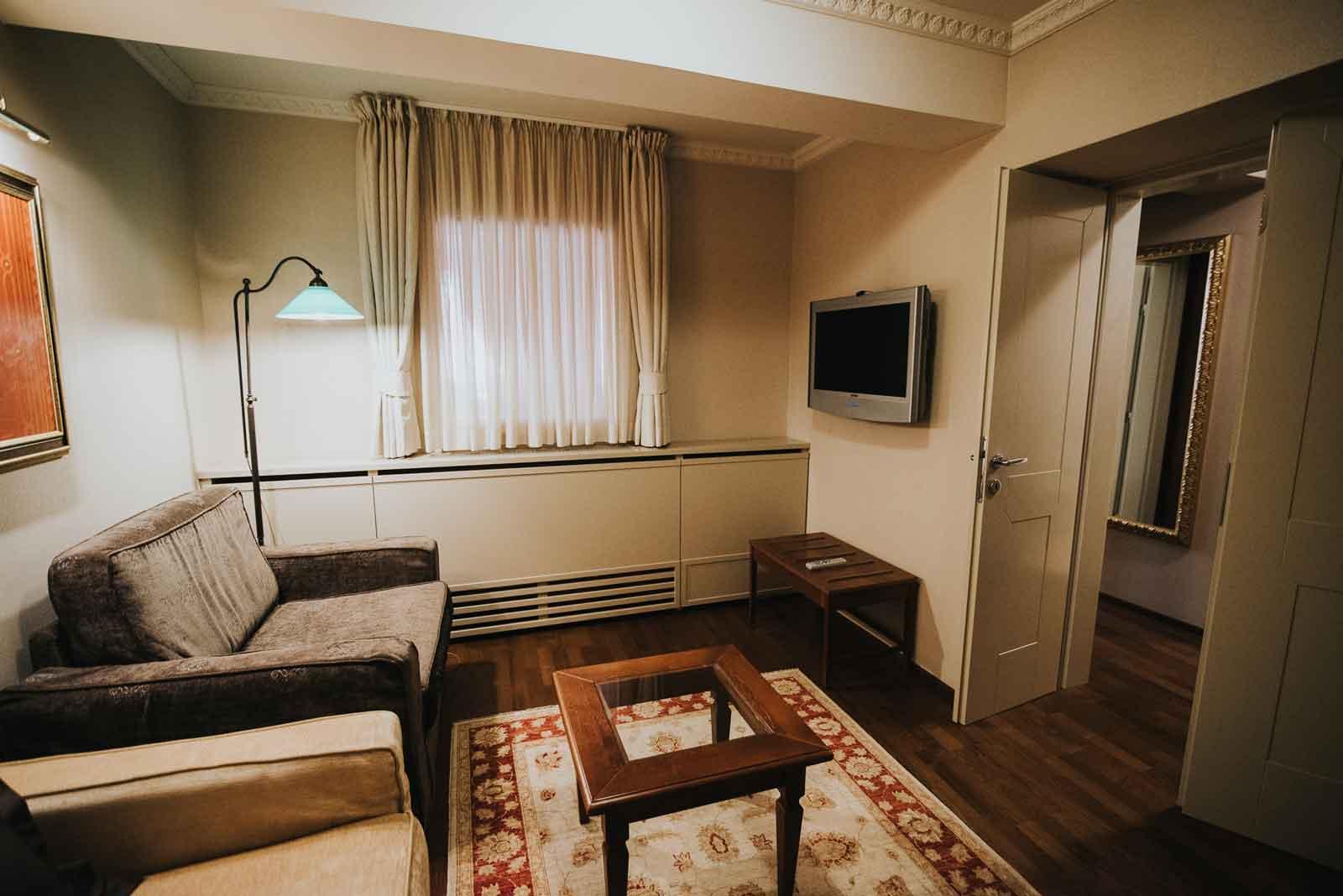 Bogato opremljene sobe - Hotel Mitra Ptuj