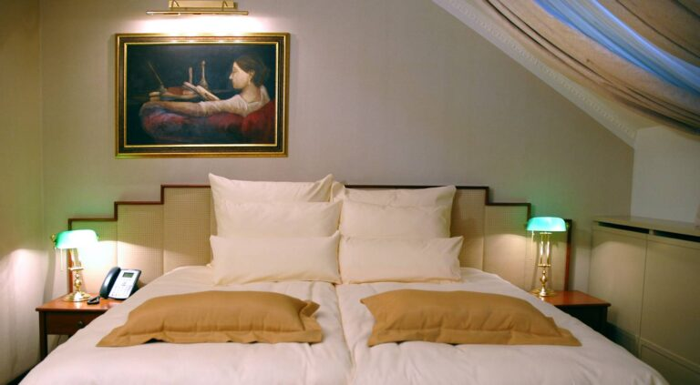304. Anna Wittula's Room