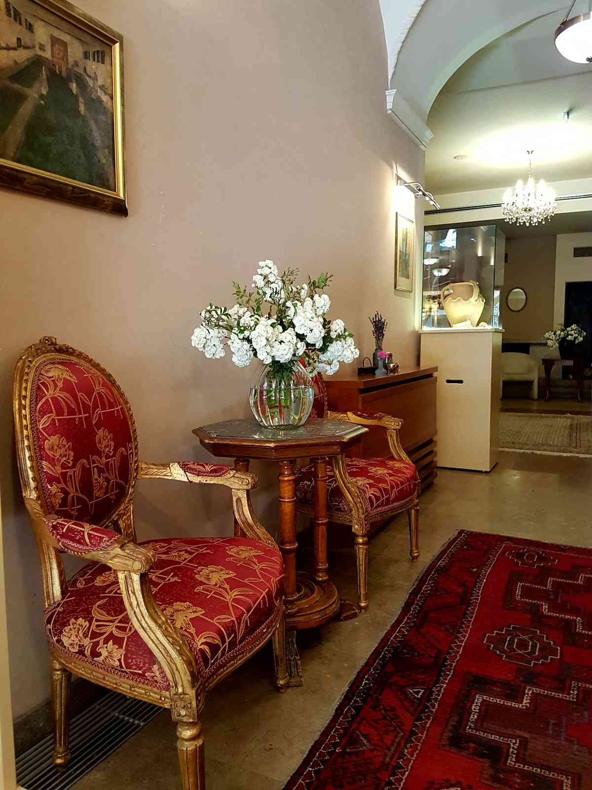 Hotel Mitra Ptuj - Story hotel - interier
