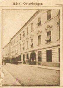 Detajl vinske kleti Osterberger - Hotel Mitra Ptuj