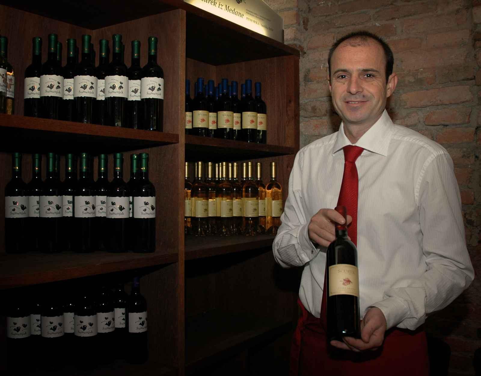 Interier vinske kleti Osterberger - Hotel Mitra Ptuj